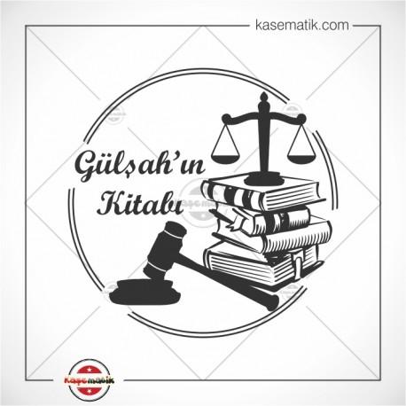 K 156 Hakim Tokmağı Terazi Kitap
