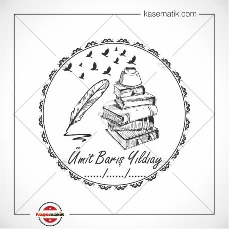 K 180 Tüy Kalem Kitap Kuşlar