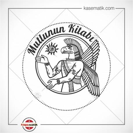 K 228 Asur Tanrısı Kitap Mührü