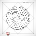 K 292 Kurbağa Ex Libris