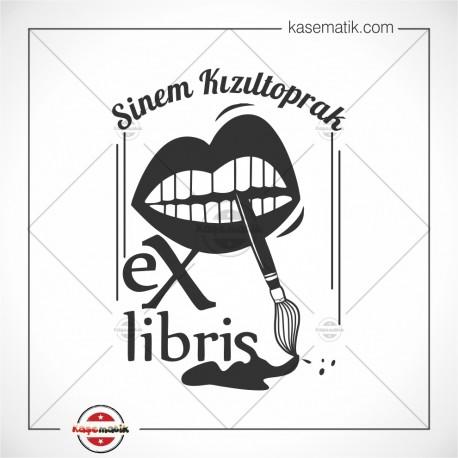 BK 15 Büyük Boy Ex Libris