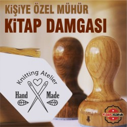 HM 5 El Yapımı Hand Made Mühür