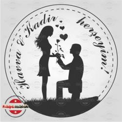 S 2 Aşk İtirafı