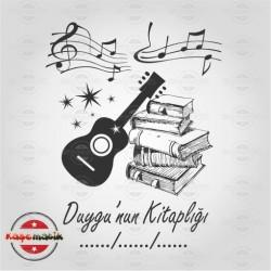 K 13 Gitar ve Kitaplar