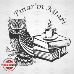 K 87 Baykuş Kitap ve Kahve Tasarımı