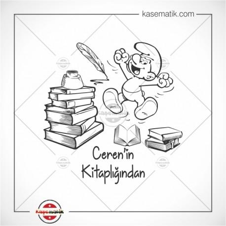 K 135 Kitap Sever Şirin